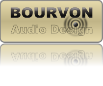 Accueil Bourvon Audio Design